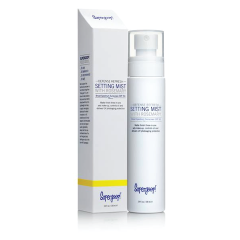 Defense Refresh Setting Mist SPF 50 - Square One Source