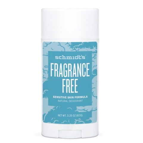 Fragrance-Free Sensitive Skin Deodorant - Square One Source