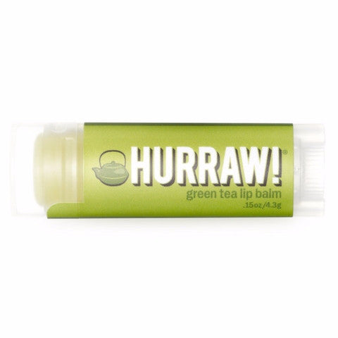 Green Tea Lip Balm - Square One Source