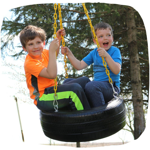 Belt and Tire Swings