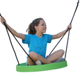 Air Riderz Saucer Swing - Green with Rider