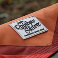 Rainbow Gliderz Chevron Swing Patch
