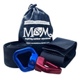 Cyclone Spin Kit Plus Swing Accessory Bag, Tree Strap, Cyclone Spinner and Limb Saver Sleeve