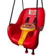 Daniel Tiger's Neighborhood Toddler Swing Bucket Left