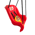 Daniel Tiger's Neighborhood Toddler Swing Bucket Side