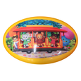 Daniel Tiger's Neighborhood Toddler Swing Face Plate Detail