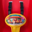 Daniel Tiger's Neighborhood Toddler Swing Safety Strap Detail