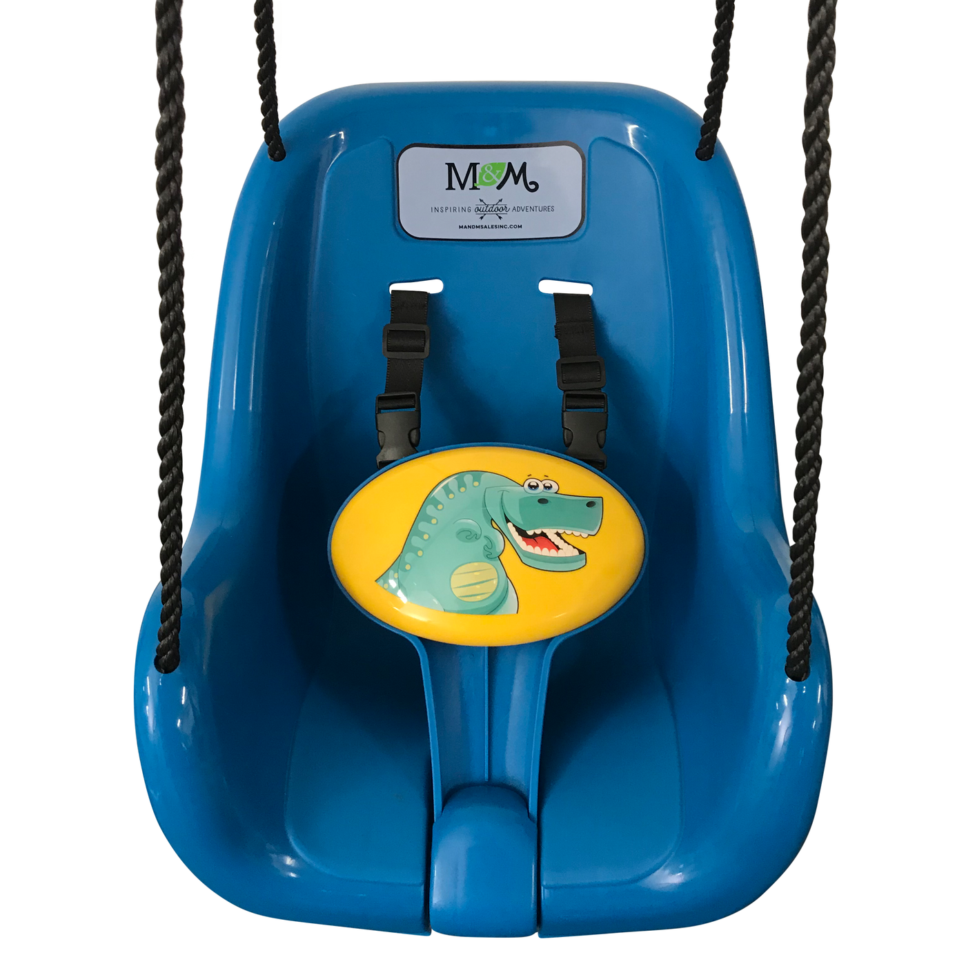 Dinosaur Toddler Swing Bucket