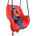 Sesame Street Elmo Toddler Swing Bucket Right
