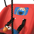 Sesame Street Elmo Toddler Swing Sticker Detail