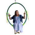 Hoopla with Rider Swinging