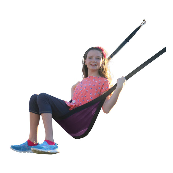 Free Spirit Travel Swing - Stargazer Purple
