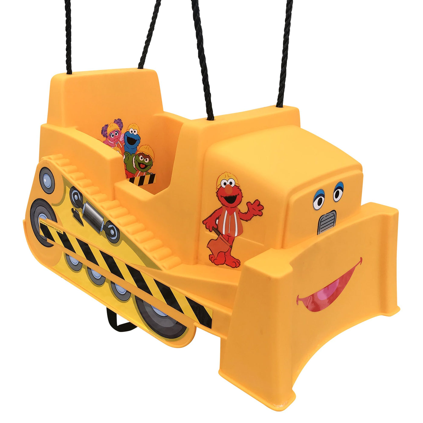 Sesame Street Dozer Toddler Swing