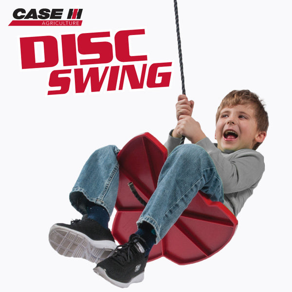 CASE IH® Disc Swing with TItle