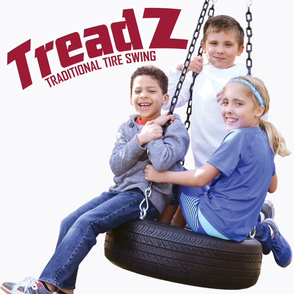 Treadz Traditional Tire Swing