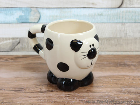 2Kewt Novelty cat Mug