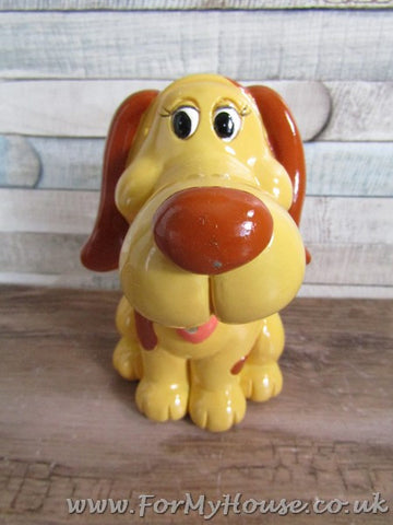Dog money box and glasses holder stand (B)