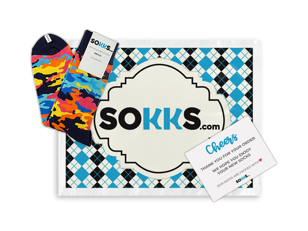 SoKKs.com Men's Dress Socks