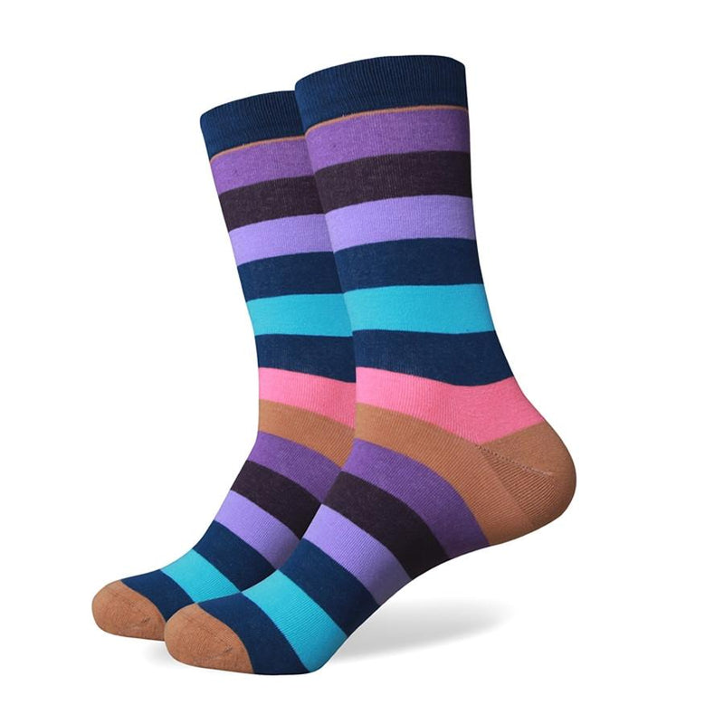 The Spruce Socks | Striped Socks | SoKKs.com