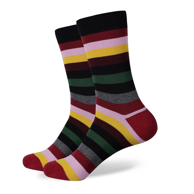 The Shubert Socks | Striped Socks | SoKKs.com