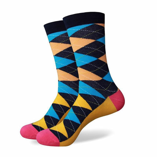 The Mercer Socks | Argyle Socks | SoKKs.com