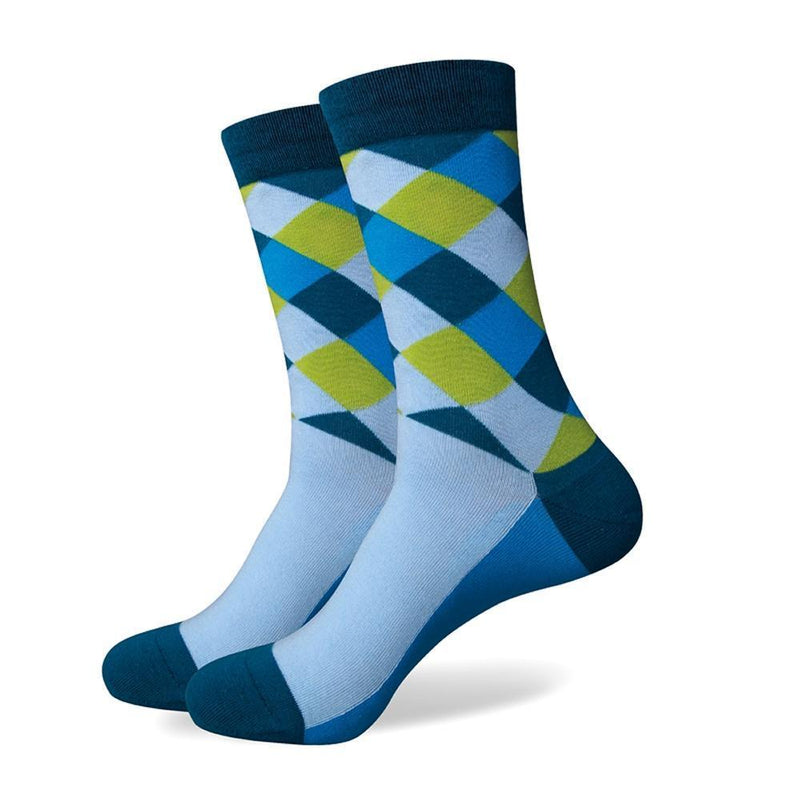 The Chatham Socks | Pattern Socks | SoKKs.com
