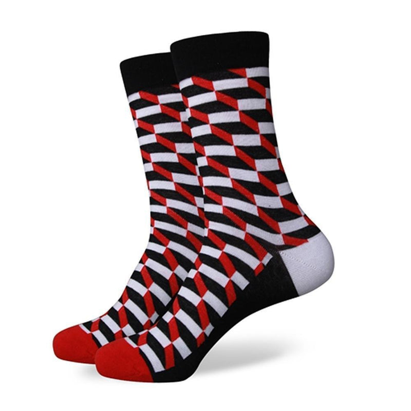 The William Socks | Pattern Socks | SoKKs.com