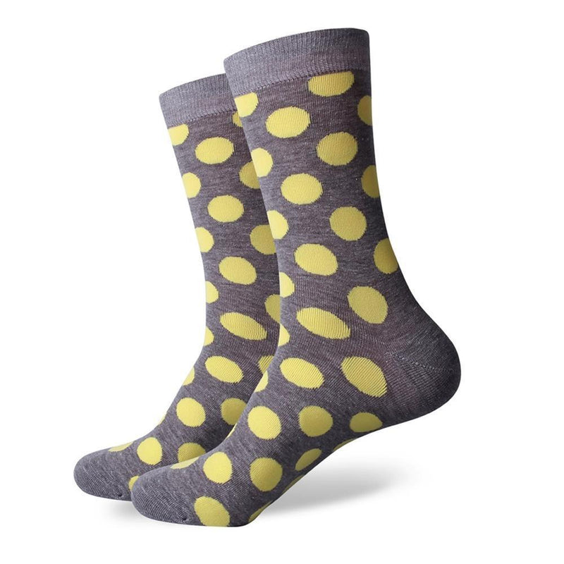 The Hugo Socks | Polka Dot Socks | SoKKs.com