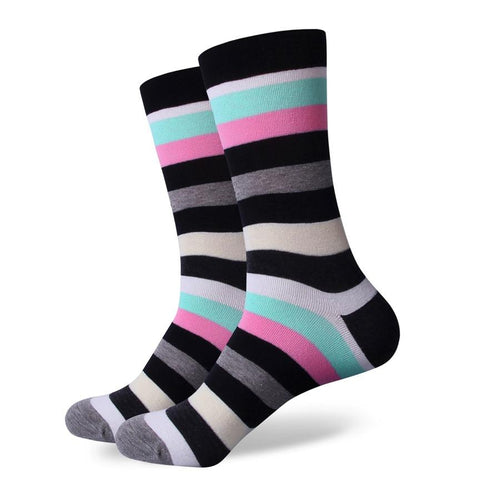 The Madison Socks | Striped Socks | SoKKs.com