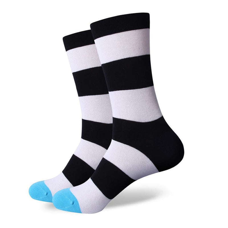 The James Socks | Striped Socks | SoKKs.com