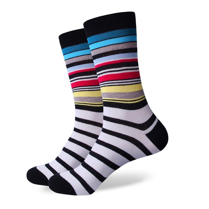 The Leon Socks | Striped Socks | SoKKs.com