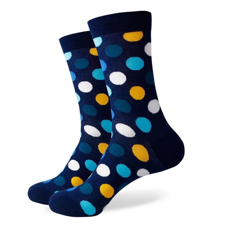 The Claremont Socks | Polka Dot Socks | SoKKs.com