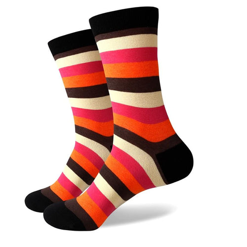 The Ludlow Socks | Striped Socks | SoKKs.com