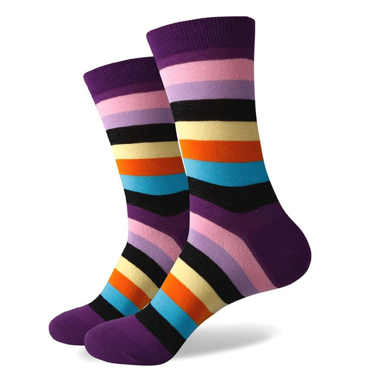 The Lenox Socks | Striped Socks | SoKKs.com