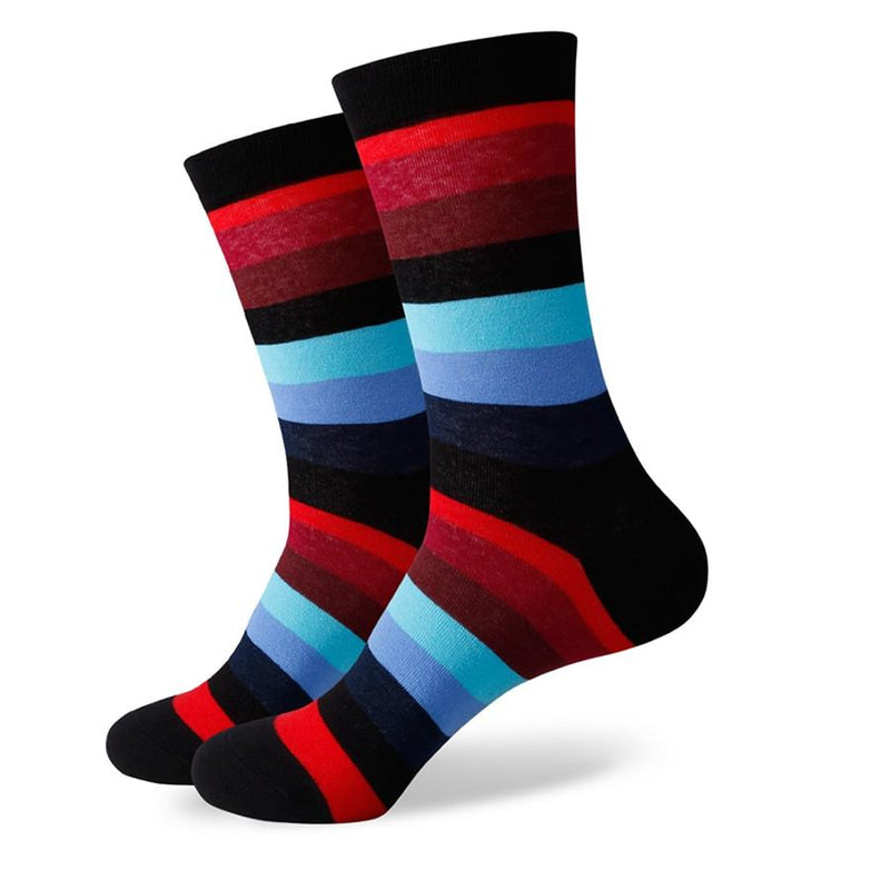 The Lafayette Socks | Striped Socks | SoKKs.com