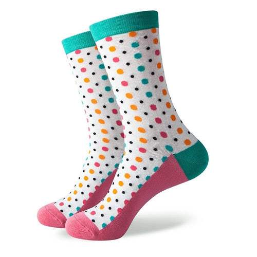 The Howard Socks | Polka Dot Socks | SoKKs.com