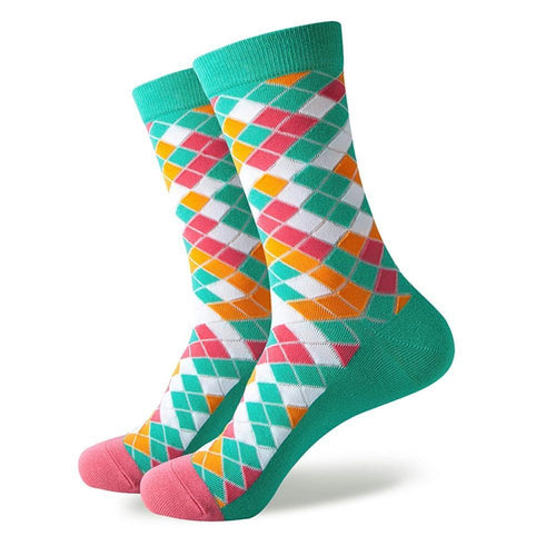 The Redford Socks | Pattern Socks | SoKKs.com