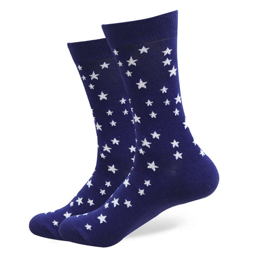 Star Spangled Socks | Novelty Socks | Fun Dress Socks | SoKKs.com