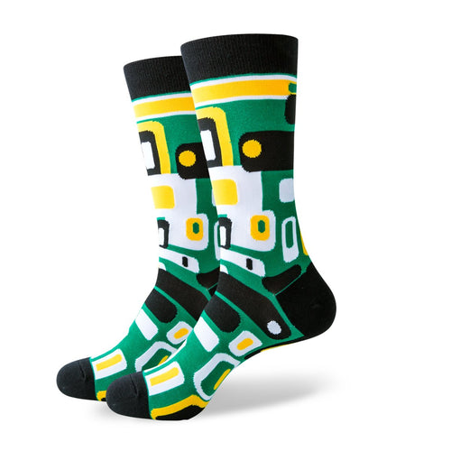 The Eldridge Socks | Pattern Socks | SoKKs.com
