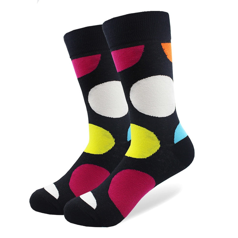 The Big Dot Socks | Polka Dot Socks | Fun Dress Socks | SoKKs.com