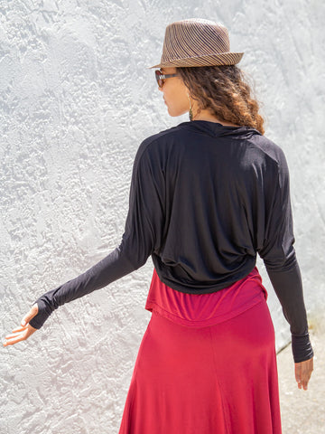 Lightweight Loose Shrug