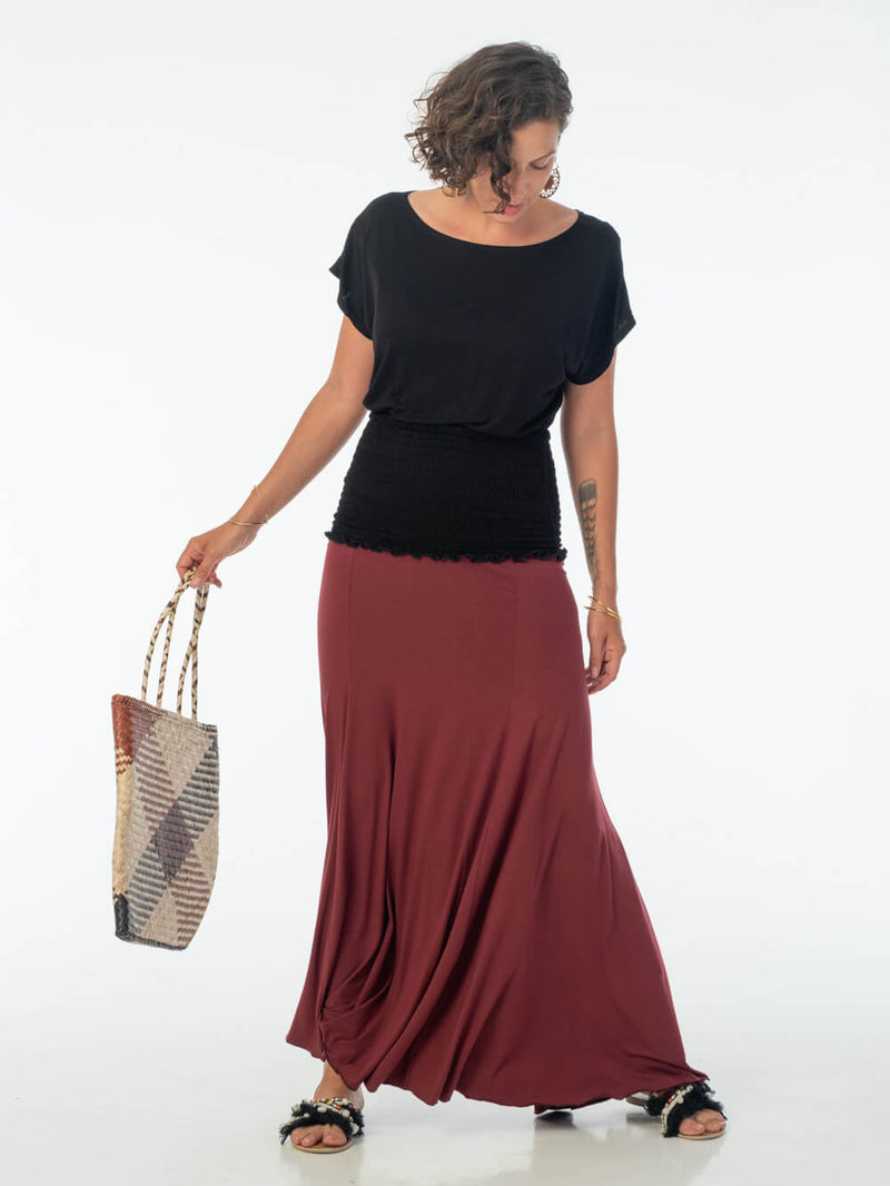 Hourglass Convertible Skirt