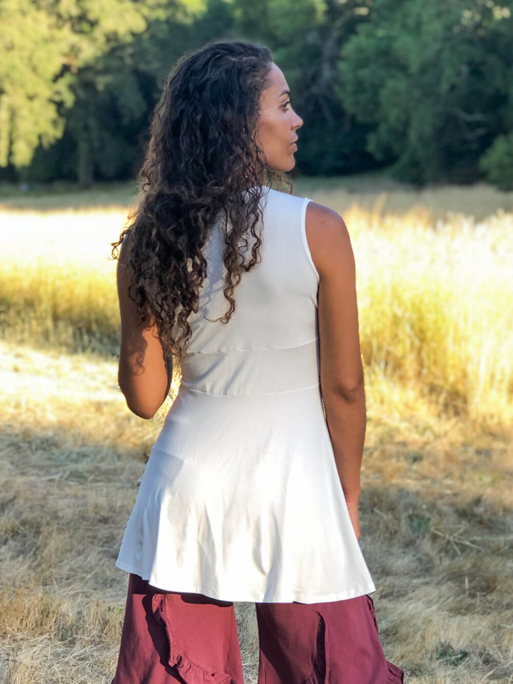 Vita Sleeveless Tunic