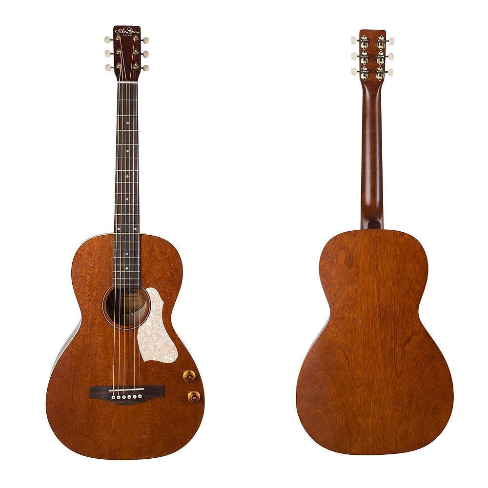 Art & Lutherie Roadhouse Havana Brown Q-Discrete Westerngitarre