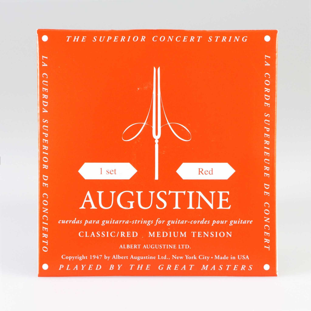 Augustine Classic Red Medium Tension