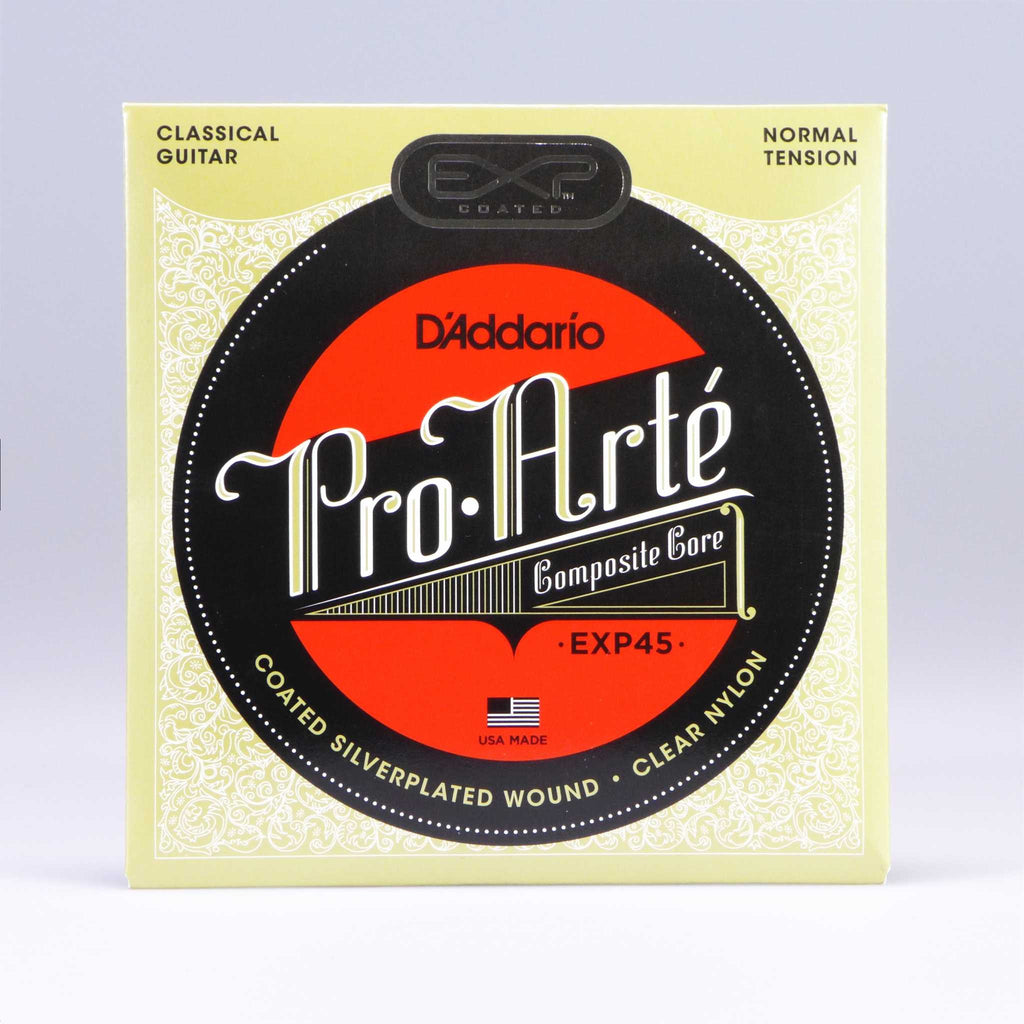 D'Addario EXP45 Coated Normal Tension