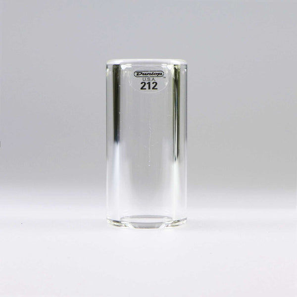 Dunlop 212 Pyrex Glass Slide Heavy Wall