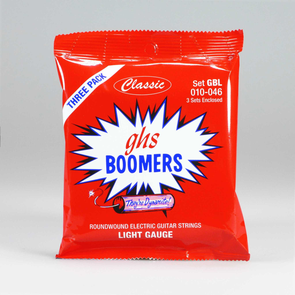 GHS Boomers GBL Light (3er Pack)