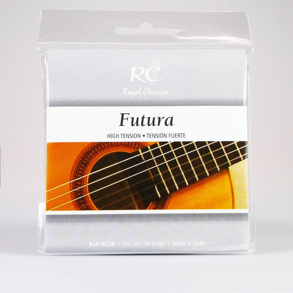 RC Strings Futura RC20 Coated High Tension
