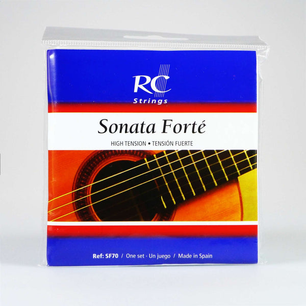 RC Strings Sonata Forté SF70 Coated High Tension